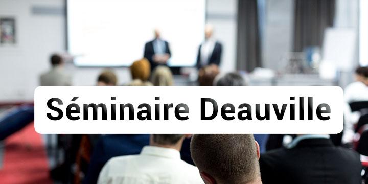 Séminaire Deauville